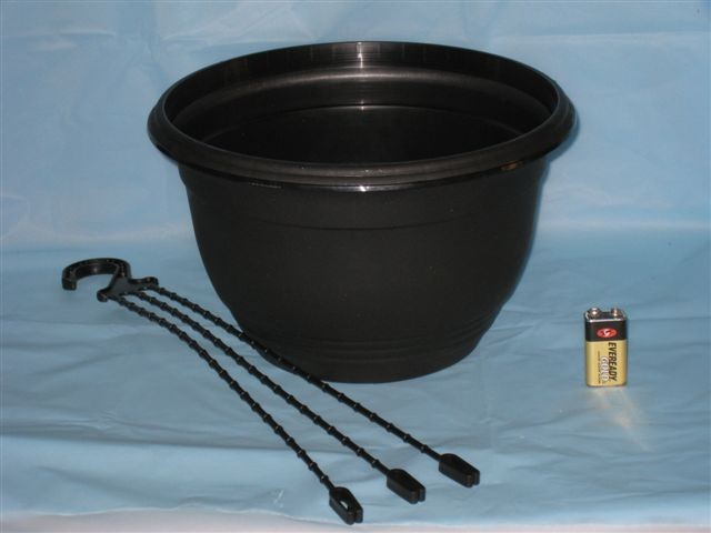 Water Well Hanging Pot - 260mm x 170mm
