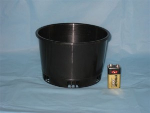 150mm x 100mm Port pot