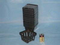 70mm Square Basket pot