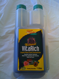 VitaRich Fertiliser - 1lt.