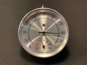 Temp and Humidity Hygrometer gauge