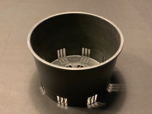 175mm x 120mm Port pot