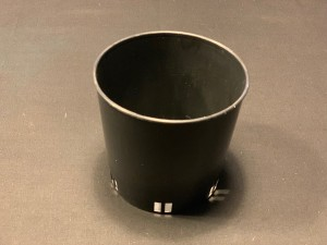 120mm x 120mm Port pot