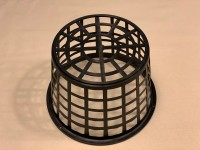 Square hole basket - 250 x 140mm